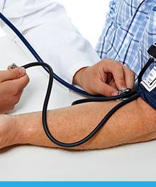 Blood Pressure Monitor at Fresno Medical Center in Fresno, CA